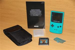 Nintendo Gameboy colour - original