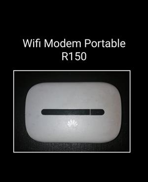 Portable wifi modem for sale