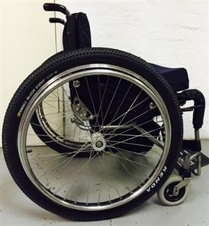 ME WHEELCHAIR- ALL TERRAIN WHEELCHAIR