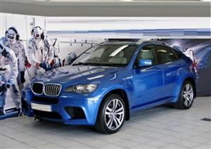 2010 BMW X6-M