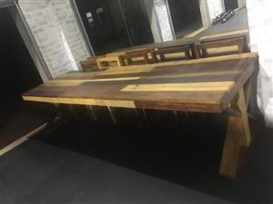 3 Meter Patio dining set