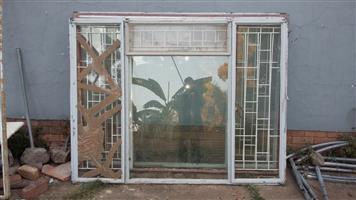 Window Frames and Sliding door
