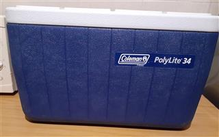 Coleman PolyLite 34 Cooler Box