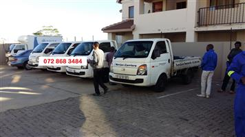 Hyundai H100 bakkies for hire