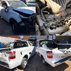 Chevrolet Utility 1.4lt 2015 Stripping for spares