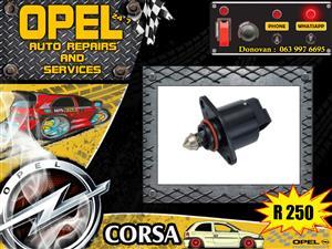 Opel Idle air control valve sensor