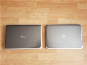2 x Dell Inspiron 5537