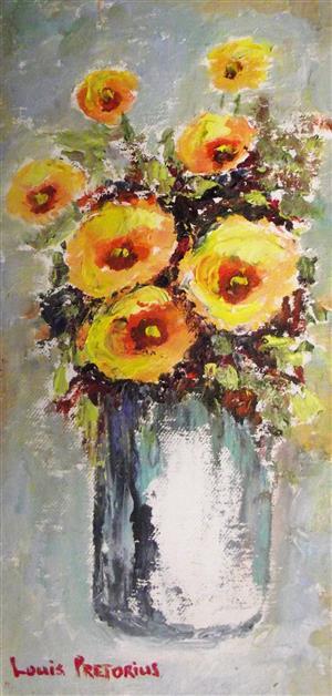 Flowers Yellow