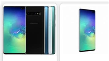 Brand new Samsung Galaxy S10 plus