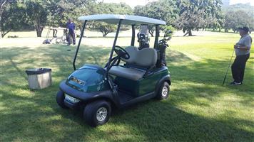 Golf Cart Club Cart President 48v