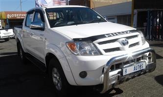 2006 Toyota Hilux 2.7 double cab SRX