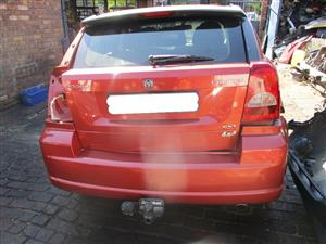 DODGE CALIBER 2.4 2011 STRIPPING FOR SPARES