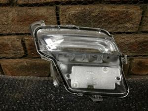 Volvo Xc60 Fog Light Running Lamp Left Driver 2014-2017 31420393 OEM