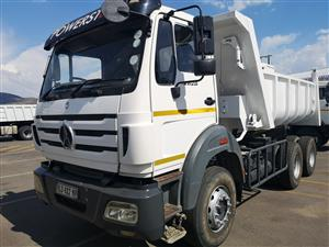 Powerstar 2628 (10M3 Tipper Truck)