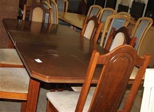7 Piece dining room suite S030633A #Rosettenvillepawnshop