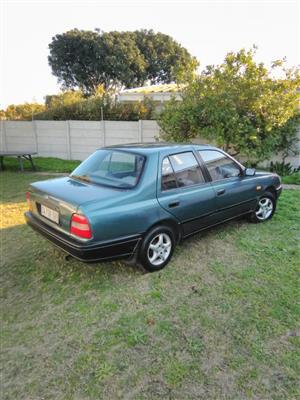 1998 Nissan Sentra 1.6 Acenta auto