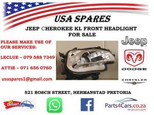 2015 Jeep Cherokee 3.2L 4x4 Trailhawk