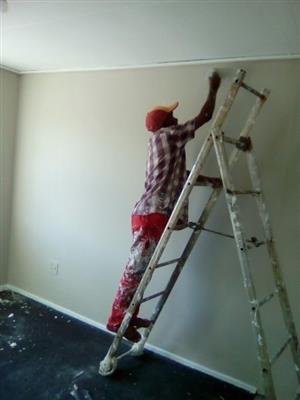 PAINTER, WATERPROOFING, SANDING AND VANISHING AND TILING , PAVING IN RESIDENTIAL & COMM