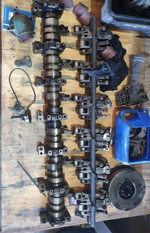 Used Volvo D13 3 lobe cam shaft