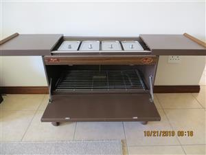 Hostess Trolley/Food Warmer