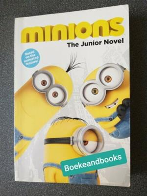 Minions - The Junior Novel - Sadie Chesterfield.