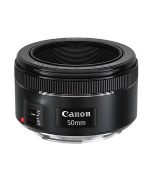 Canon 50mm 1.8 as new