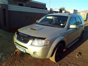 2007 Ford Territory 4.0 ST