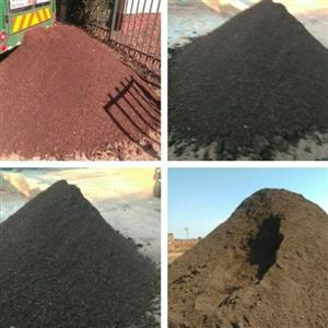 bulk combost and top soil 2m3delivered R1100