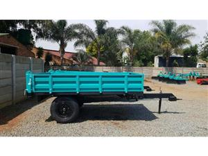 Feeler 5 ton tipper trailer