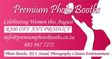 Durban Photo Booth Hire - South Coast Photo Booth Hire