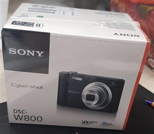 Canon DSC W800 Digital Camera