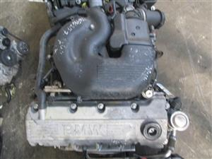 BMW 318 E46 m43 low mileage import engine available