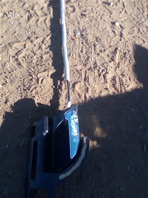 Bmw e46 inner right front door handle