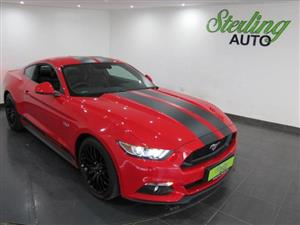 2019 Ford Mustang 5.0 GT fastback auto