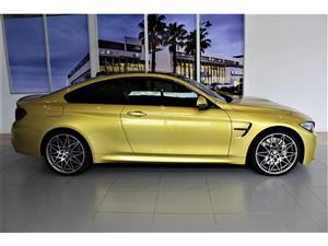2018 BMW M4 coupe Competition