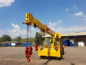 GALION FA 150 CRANE FOR SALE