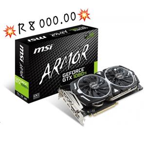 MSI GeForce GTX 1080 Ti ARMOR OC