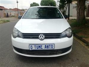 2012 VW Polo Vivo sedan 1.4 Blueline