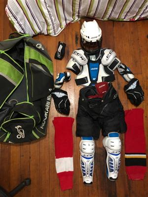 Ice Hockey Gear for Sale (without skates)