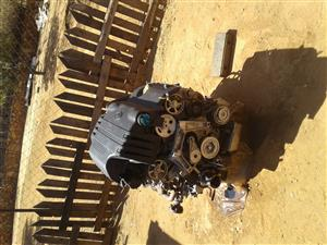Land rover kv v6 engin and gearbox for sale