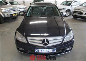 2007 Mercedes Benz C-Class