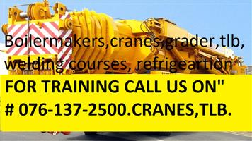 Grader, dump trucks.  0794558854# welding training, plumbing, co2,argon trade test.