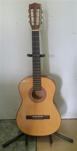 Guitar Junior  Classical  Jrio  6 String  Model No: C - 360 Excluding stand .  In Pristine Condition