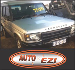 Land Rover, Range Rover,  Discovery for sale