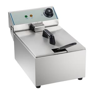 Single Fryer Electric