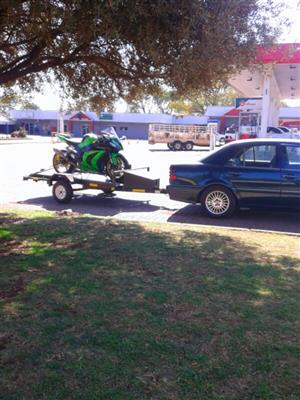 Motorcycle Transport Nationwide
