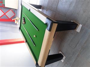 Pool Table / Dining Table for sale