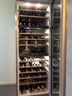 Miele Wine fridge