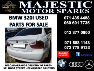Bmw 320 I limited body parts for sale