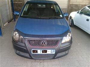 2006 VW Polo Classic 2.0 Highline